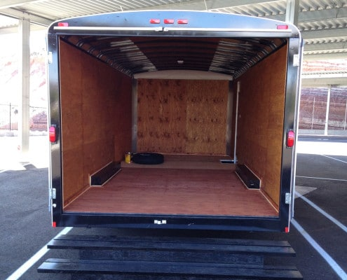 Open Storage Truck with lots of room for affordable prices with Monster Storage